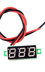 0.28 Inch Mini LED DC2.5-30V Volt Voltage Meter Display Digital Voltmeter