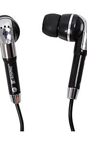 SENICC MX-110 Auriculares (Earbuds)ForReproductor Media/Tablet / Teléfono Móvil / ComputadorWithCon Micrófono / DJ / De Videojuegos /