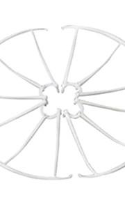 peças Acessórios SYMA Others X5C/X5CX/X5SW RC Quadrotor Vermelho / Preto / Branco / Azul ABS