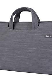 zakelijke laptop schoudertas 13inch voor notebook / laptop blauw / grijs