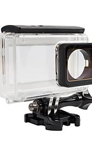 i247 NEW Diving 45M Waterproof Housing Case with Touch Screen for Xiaomi Yi 2 II Xiaoyi 4K Action Camera Accessories