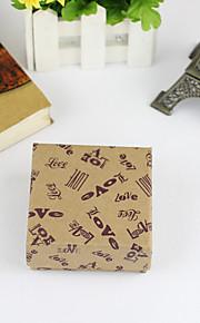 Smykkeskrin Papir 1pc Hvid