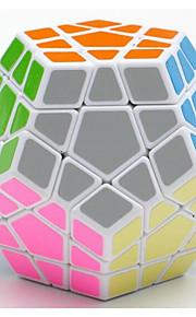 Brinquedos / Cubos Mágicos 3*3*3 / MegaMinx / Toy magic Cube velocidade lisa Magic Cube quebra-cabeça Arco-Íris Plástico