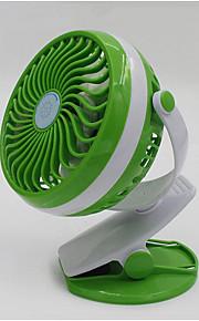Portable Creative Clip Type USB Mini Fan