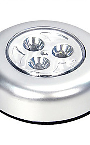 照明 LED懐中電灯 / ランタン&テントライト / 携帯式フラッシュライト LED 1000-1500 ルーメン 1 モード - 単四電池 小型 / 緊急 / スマールサイズキャンプ/ハイキング/ケイビング / サイクリング / 狩猟 / 旅行 / 登山 / 屋外 /