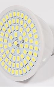 5 GU10 / GX5.3 Lâmpadas de Foco de LED MR16 80 SMD 2835 500LM lm Branco Quente / Branco Frio Decorativa AC 220-240 V 1 pç