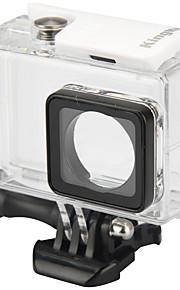 KingMa Underwater Housing Protective Waterproof Case for Xiaomi Xiaoyi 4K Action Camera -- White