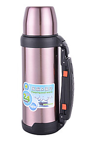 Stainless Steel Water Bottle 1L