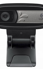 Logitech C170 netwerk hd laptop desktop video-camera met microfoon
