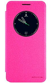 풀 바디 윈도우와 / 자동 재우기/깨우기 / 튀기다 / 울트라-씬 / 불투명 한색상 인조 가죽 하드 케이스 커버를 들어 HTC HTC Desire 825