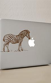 Zebra Decorative Skin Sticker for MacBook Air/Pro/Pro with Retina