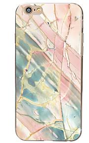 Bagcover Ultratynd Styroskum TPU Blød Tilfælde dække for Apple iPhone 6s Plus/6 Plus / iPhone 6s/6 / iPhone SE/5s/5