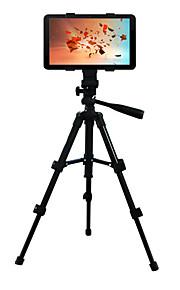 tablet pc telefone chão notebook tripé self-timer filme preguiçoso suporte de suporte ipad3 tablet