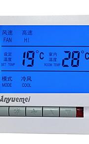 AYM-605f luftfuktighet temperaturkontrollinstrument (plug in ac-220v, temperaturområde: 0-60 ℃; luftfuktighet 5-90%)