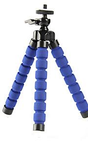 universal mobiltelefon kamera stativ opgraderet version af den lille blæksprutte blæksprutte sort svamp desktop