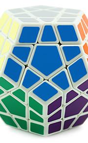 Shengshou® Let Glidende Speedcube MegaMinx Professionelt niveau Magiske terninger Sort Fade Ivory Plastik