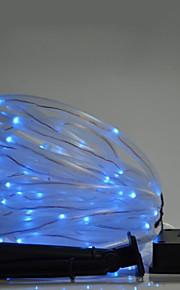 NO 5 M 50 Dip Led לבן חמים / לבן / כחול חסין למים W חוטי תאורה <5V V