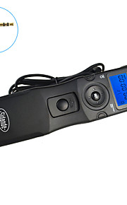 Apagado automático Botón- paraCanon / Samsung- paraOtros-Enchufada con Temporizador-