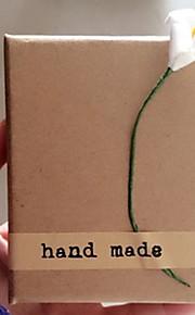 Smykkeskrin Papir 1pc Khaki