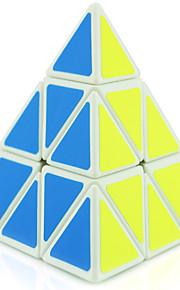 Shengshou® Glat Speed Cube 3*3*3 / Alien Professionel Level stress relievers / Magiske terninger / puslespil legetøj Sort Fade / Ivory