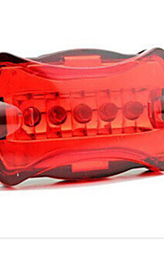Bike Light,Bike Lights-1 Mode 10 Lumens Easy to Carry Otherx0 Others Cycling/Bike Red Bike