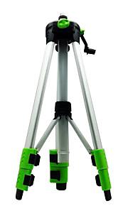 suporte de nível laser infravermelho 1.2 / 1.5 metros de alumínio tripé stent liga utilizada para a linha de 1,2 metros