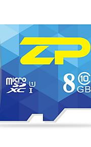 zp 8gb UHS-I U1 / clase 10 microSD / microSDHC / microSDXC / tfmax leer speed80 (MB / s)