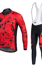 MILOTO New Cycling Jersey Bicycle Shirt Bib Tights  Pants Trousers Ropa Ciclismo MTB Sweat Tracksuit  Bike Top Set