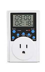 Yi Purui Con Cable Others Smart intermittent cycle switch Blanco