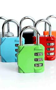 30mm bagage låsa slumpmässiga färger