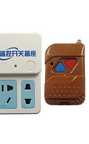 Aoke Electronics Con Cable Others Wireless remote control socket Blanco