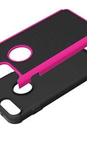 Per retro Resistente agli urti Colori sfumati PC Difficile Copertura di caso per Apple iPhone 7 Plus / iPhone 7