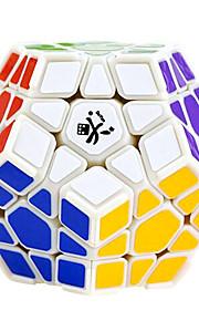 / apaziguadores do stress / Cubos Mágicos MegaMinx / Cube velocidade lisa Arco-Íris Plástico Brinquedos