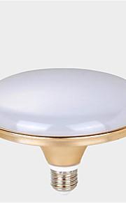 12 E26/E27 LED-globepærer R80 24 SMD 5730 1000LM lm Kjølig hvit Dekorativ / Vanntett AC 220-240 V 1 stk.