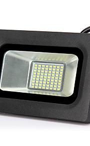 1pcs ledet flomlys 15w ultal tynn førte flom lys søkelys 110v vanntett IP65 utendørs vegglampe