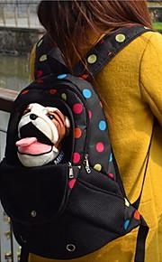 Кошка / Dog Переезд и перевозные рюкзаки Животные Корпусы Компактность / Дышащий Оксфорд Черный / Зеленый / Голубой / Розовый