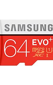 TF tarjeta de memoria original Samsung 64gb class10 de 80 MB / s UHS-U1