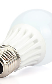 7 E26/E27 LED-globepærer A50 7 SMD 2835 540-560lm lm Varm hvit / Kjølig hvit Dekorativ AC 85-265 V 1 stk.