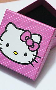 Smykkeskrin Papir 1pc Rosa