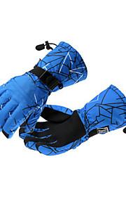 Full-finger Gloves / Winter Gloves Women's / Men's Keep Warm / Waterproof / Fleece Lining Ski & Snowboard / Snowboarding S / M / L / XL