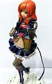 Amar viver Maki Nishikino PVC 22cm Figuras de Ação Anime modelo Brinquedos boneca Toy
