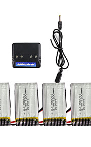 SYMA X5SW SYMA Battery Bateria RC Quadrotor Branco Lega 1 Peça