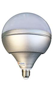 25W E26/E27 LED-globepærer 50 SMD 5730 2300 lm Varm hvit / Kjølig hvit AC 220-240 V 1 stk.