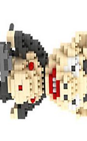 Blocos de Construir para presente Blocos de Construir Jogos & Quebra-Cabeças Animal Brinquedos