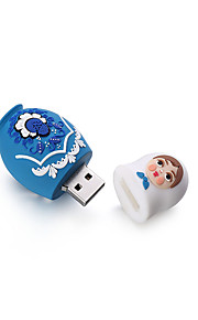 una muñeca de USB3.0 unidad flash de 64 GB disco flash
