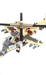 Bonecos & Pelúcias / Blocos de Construir para presente Blocos de Construir Modelo e Blocos de ConstruçãoTanque / Barco de Guerra /