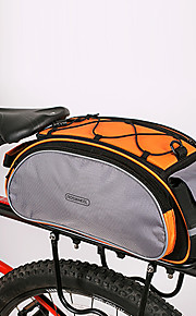 Roswheel® Bicycle 13L Carrier Bag Bike Rack Pannier Trunk Basket Back Seat Shelf Pouch Cycling Luggage Shoulder Handbag