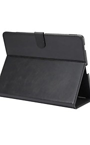 Genuine Leather Pattern High Quality Wallet Case with Sleep for 10.1 Inch Huawei MediaPad T2 Pro 10.0