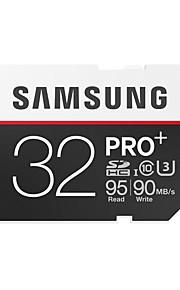 Samsung 32GB SD Card memory card UHS-I U3 Class10 Pro Plus Pro+