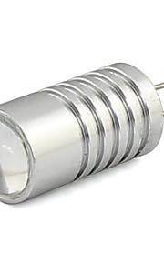 2W G4 Tubelys T 1 Høyeffekts-LED 190 lm Varm hvit / Kjølig hvit DC 12 V 1 stk.
